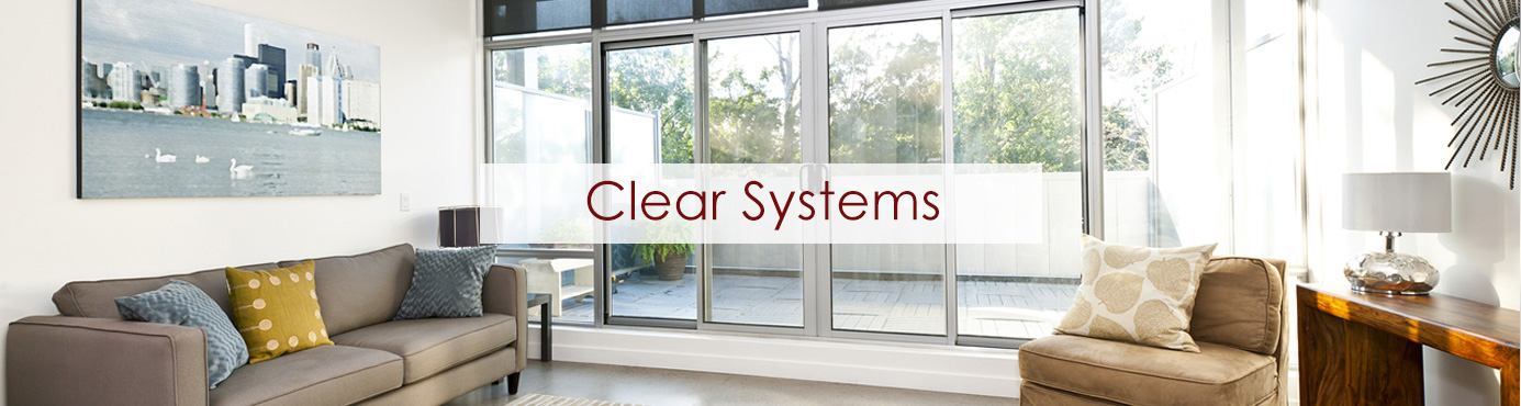 Clear systems
